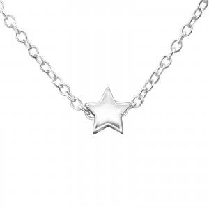 Tiny Star Necklace