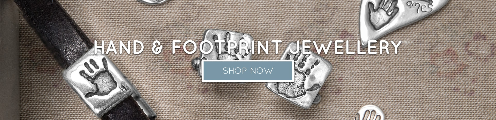 Hand & Footprint Jewellery
